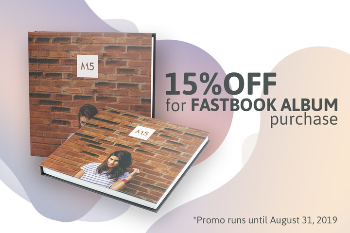 15% Off Photo Albums with Go Image and SmartAlbums 2019